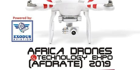 Africa Drones And Technology Expo (AfDRATE) 2019  tickets