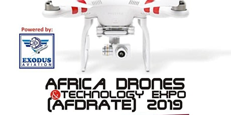 Africa Drones And Technology Expo (AfDRATE) 2020 tickets