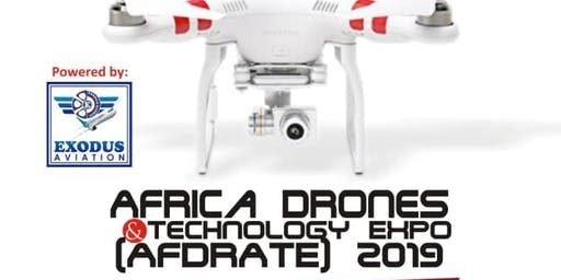 Africa Drones And Technology Expo (AfDRATE) 2019