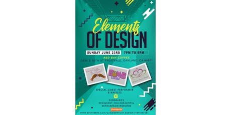 Elements of Design  tickets
