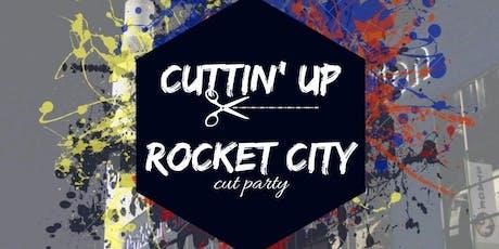 Cuttin' Up Rocket City tickets
