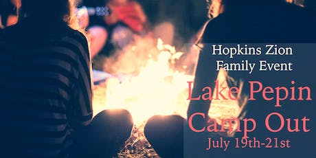 2019 Hopkins Zion Lake Pepin Camp Out tickets