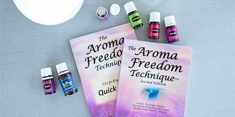 Aroma Freedom Technique (AFT) group session tickets
