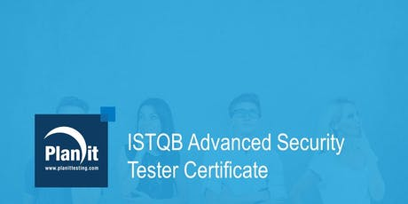 ISTQB Advanced Security Tester Certificate Training Course - Sydney tickets
