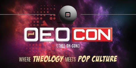 ΘeoCon (Thee-oh-con):Where Theology Meets Pop Culture! tickets