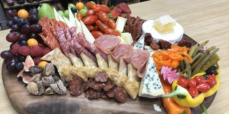 Cheese Board Workshop with The Cheese Bar tickets
