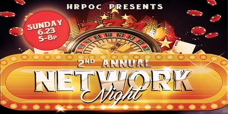 2019 HR Practitioners of Color Network Night tickets