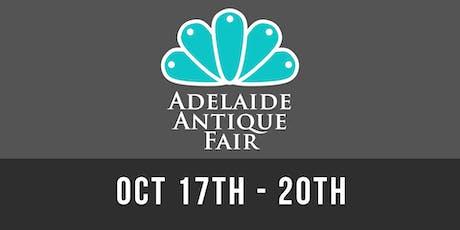 Adelaide Antique Fair tickets