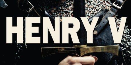 Henry V tickets