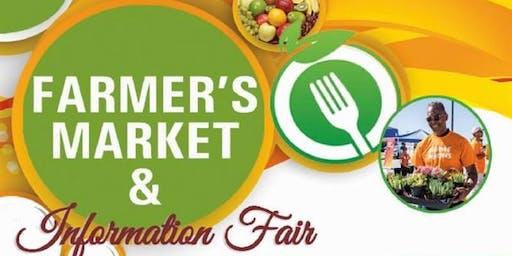 Farmer's Market & Information Fair