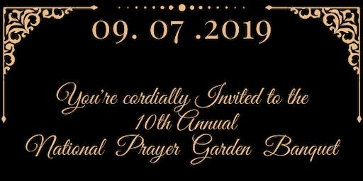 The 10th Annual National Prayer Garden
