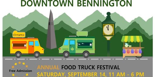 Bennington Annual Food Truck Festival