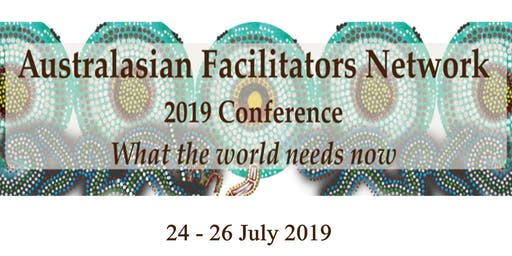 Australasian Facilitators Conference 2019
