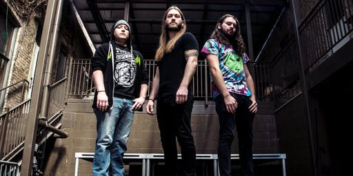 Rings of Saturn Australian Tour 2019 - Brisbane