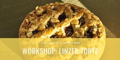Workshop Gratuito | Linzer Torte