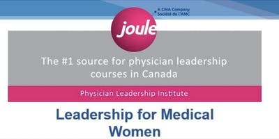 VPSA PLI Leadership for Medical Women Workshop