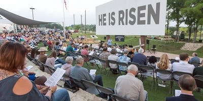 Easter Sunrise Service at Community First! Village