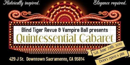 Blind Tiger Revue: Quintessential Cabaret