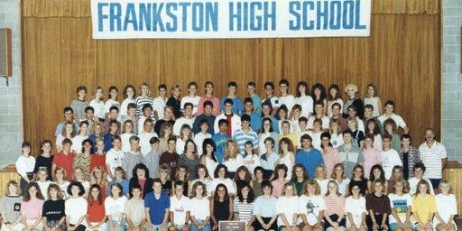 FHS Class of 89 School Reunion