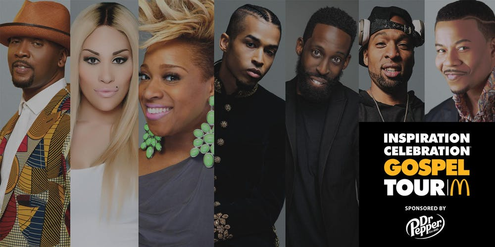 McDonald's Gospel Tour: Tallahassee Tickets, Sat, Oct 5
