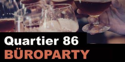 Quartier 86 Gründer Party