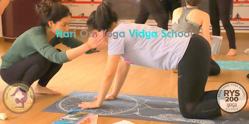 200 Yoga Teacher Training Scholarship - (Maximum 5 students in a Batch)