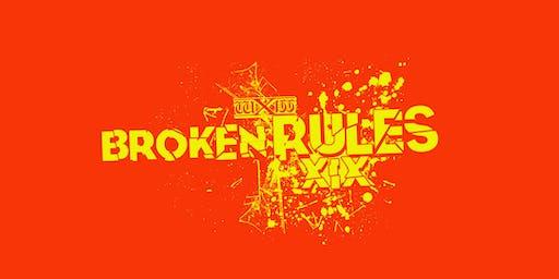 AUSVERKAUFT! wXw Wrestling: Broken Rules XIX - Frankfurt