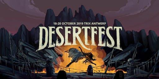 DESERTFEST ANTWERP 2019