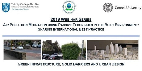 Air Pollution Mitigation using Passive Techniques in the Built Environment tickets