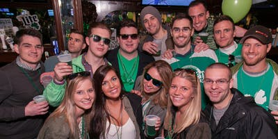 2020 Indianapolis St Patrick's Day Bar Crawl (Saturday)