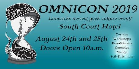 Omnicon 2019 tickets