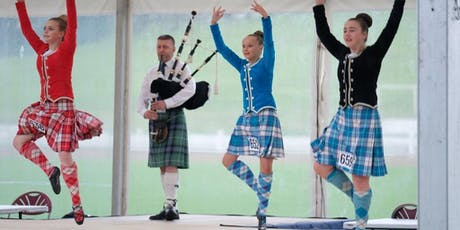 Scottish National Championships 2019 - Competitor Entry - Cowal Gathering tickets