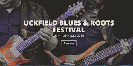 Uckfield Blues & Roots Festival 2019 tickets