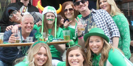 2020 Minneapolis St Patrick's Day Bar Crawl (Saturday) tickets