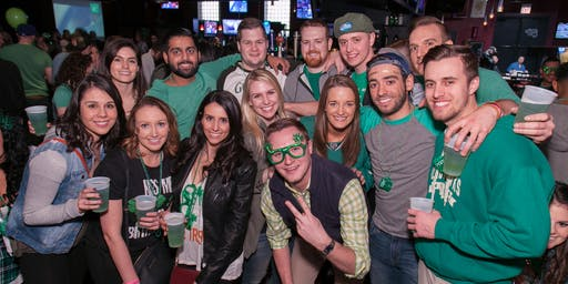 2020 St. Louis St Patrick's Day Bar Crawl (Saturday)
