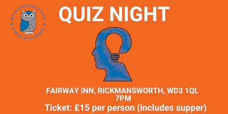 Quiz Night tickets