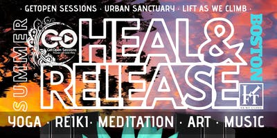HEAL & RELEASE Boston