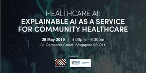 Healthcare AI: Explainable AI as a Service for...