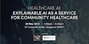 Healthcare AI: Explainable AI as a Service for...