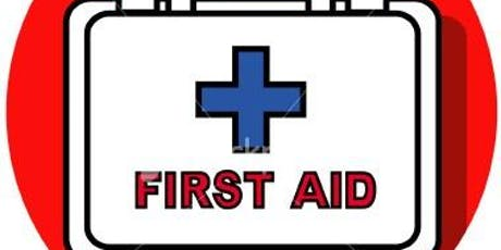 Community Learning - Emergency First Aid at Work (RQF) Level 3 - Eagles Nest Community Centre tickets