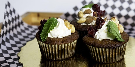 Vegan Cupcakes and Muffins Baking tickets