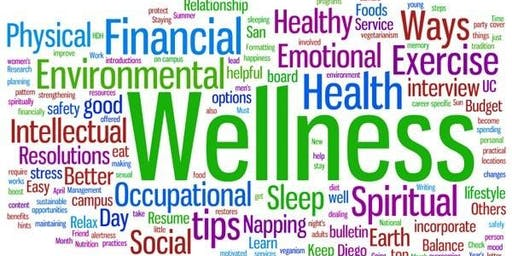 Community Learning - Festival of Learning - Health & Wellbeing an Introduction- Arnold Library