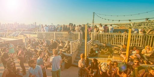 East London Summer Terrace Party