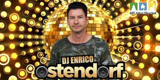 In the Mix - Clubnight mit DJ Enrico Ostendorf