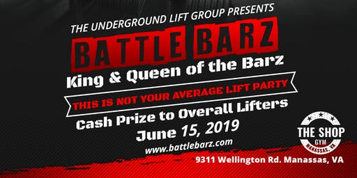 BATTLE BARZ --- KING & QUEEN OF THE BARZ