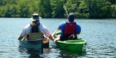 VA Hospital Mid-Week - Picatinny Lake -Shore and Kayak - June 13th 2019