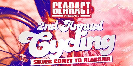 2nd Annual Cycling Silver Comet to Alabama with Gearact