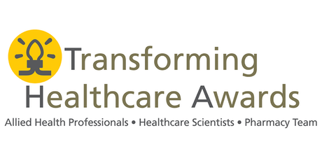 Transforming Healthcare Awards tickets