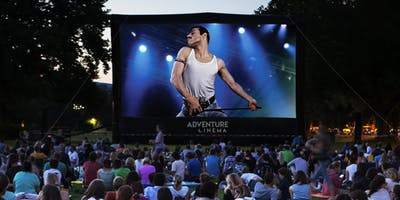 Bohemian Rhapsody Outdoor Cinema Experience at Fontwell Park Racecourse