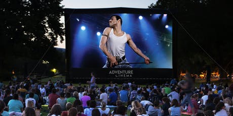 Bohemian Rhapsody Outdoor Cinema Experience at Fontwell Park Racecourse tickets